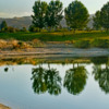 reflections at the lake...: Quarry Lakes in Fremont