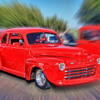 classic customized ford