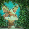 butterfly and the fountain